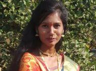 22 वर्षीय विवाहितेची तीन वर्षाच्या चिमुकल्यासमोर राहत्या घरी आत्महत्या, कारण अस्पष्ट|सोलापूर,Solapur - Divya Marathi