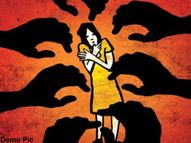 नाशिकरोड परिसरात मोलमजुरी करणाऱ्या अल्पवयीन मुलीवर सामूहिक बलात्कार; 6 जण ताब्यात नाशिक,Nashik - Divya Marathi