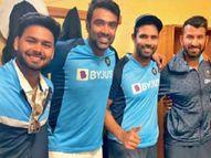 हनुमानाच्या लांब शेपटीसारखी विहारीची चिवट खेळी; अाॅस्ट्रेलियाची मेहनत धुळीस क्रिकेट,Cricket - Divya Marathi