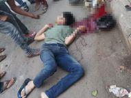 नागपुरात नायलॉन मांजाने घेतला तिसरा बळी, गळा कापला गेल्याने 20 वर्षीय तरूणाचा मृत्यू नागपूर,Nagpur - Divya Marathi