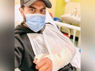 स्नायू दुखावल्याने बुमराह चाैथ्या कसोटीतून बाहेर, उर्वरित 4 गोलंदाजांवर मदार क्रिकेट,Cricket - Divya Marathi