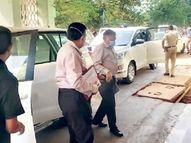 चौथ्या दिवशी आली चौकशी समिती; सुरक्षा व्यवस्थेची चार तास पाहणी, अधिकारी-कर्मचाऱ्यांचे जबाब नोंदवले नागपूर,Nagpur - Divya Marathi