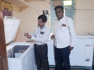 बीडमध्ये कोरोना लस आली! जिल्ह्यात 6 ठिकाणी होणार लसीकरण; 17 हजार 640 डोस प्राप्त|बीड,Beed - Divya Marathi