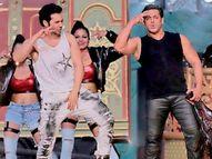 ज्युनियर डान्सर्सला आले 'अच्छे दिन', 'अंतिम' चित्रपटात सलमान खान आणि वरुण धवन 110 नतर्कांसाेबत चित्रित करतील 'गणपती'चे गाणे|बॉलिवूड,Bollywood - Divya Marathi
