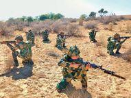 तेव्हा पाकिस्तानी सैनिकांची संख्या प्रचंड होती; आमच्या सडेतोड प्रत्युत्तरानंतर पाकने सफेद निशाण फडकावून शस्त्रे टाकली ओरिजनल,DvM Originals - Divya Marathi