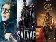 फोनवरील अमिताभ बच्चन यांची कोरोना कॉलरट्यून बंद, सोनू सूदचा 'पागल नहीं होना...' व्हिडिओ रिलीज, 'सालार'मध्ये खलनायक होणार प्रभास|बॉलिवूड,Bollywood - Divya Marathi