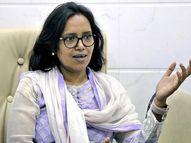दहावी, बारावी परीक्षेबाबत लवकरच निर्णय घेऊ : शिक्षणमंत्री वर्षा गायकवाड|कोल्हापूर,Kolhapur - Divya Marathi