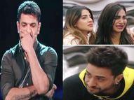 वर्क कमिटमेंटमुळे शोमधून बाहेर पडणार एजाज खान, अर्शी खानला कोसळले रडू टीव्ही,TV - Divya Marathi