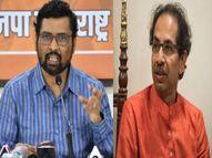 'माझे वीजबिल, मलाच झटका…; वीजपुरवठा खंडीत करण्याच्या निर्णयावरुन भाजपची सरकारवर टीका|मुंबई,Mumbai - Divya Marathi