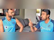 36 धावांत खुर्दा : कर्णधार काेहली-प्रशिक्षक शास्त्रींनी रात्री 12.30 वाजता आखला प्लॅन; जडेजाची निवड क्रिकेट,Cricket - Divya Marathi