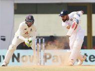 भारताला आठवा झटका, कर्णधार विराट कोहलीनंतर कुलदीप यादव आउट; इंग्लंडविरुद्ध 400+ धावांची आघाडी क्रिकेट,Cricket - Divya Marathi