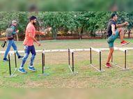 टाेकियो ऑलिम्पिकसाठीचे खेळाडू शास्त्रीय पद्धतीच्या आधारे हाेणार तयार; हृदयाचे ठोके स्पष्ट करणार फिटनेस; आहारापासून सरावापर्यंत सर्व देखरेखीत ओरिजनल,DvM Originals - Divya Marathi