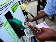 दिल्लीत 90.93 आणि मुंबईमध्ये 97.34 रुपये/लिटर झाले पेट्रोल, अजून वाढू शकतात किमती|बिझनेस,Business - Divya Marathi
