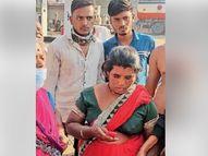 भीक मागण्यासाठी एका महिलेने घाटीतून चोरलेले बाळ पोलिसांनी तासाभरात शोधले; आरोपी महिलेला तक्षशिलानगरातून अटक|औरंगाबाद,Aurangabad - Divya Marathi