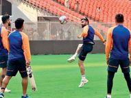 वेगवान गोलंदाज वरचढ; बुमराह, उमेश यादवचे पुनरागमन हाेणार, तिसरी कसोटी आजपासून रंगणार क्रिकेट,Cricket - Divya Marathi
