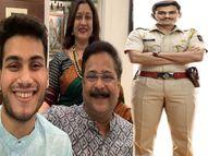 आदेश-सुचित्रा बांदेकरांच्या मुलाचे अभिनय क्षेत्रात पदार्पण, डेब्यूविषयी सोहम म्हणतो - त्या दोघांच्या खंबीर पाठिंब्यामुळेच मी हे आव्हान स्वीकारु शकलो|मराठी सिनेकट्टा,Marathi Cinema - Divya Marathi