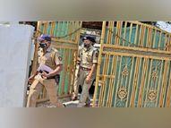 औरंगाबादेत संचारबंदीच्या पहिल्या रात्री चोरट्यांनी बंगला फोडला; शंभर तोळे सोने, १० लाख रुपये चोरीस गेल्याची चर्चा, तीन तासांनी म्हणे सर्व सुरक्षित|औरंगाबाद,Aurangabad - Divya Marathi