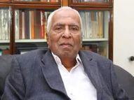 104 वर्षीय निवृत्त सनदी अधिकारी भुजंगराव कुलकर्णी यांचे निधन|औरंगाबाद,Aurangabad - Divya Marathi