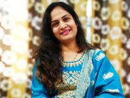 'राजा आणिक राणी' स्पर्धेत गायिका वर्षा जोशी प्रथम, जगभरातून 703 स्पर्धकांचा होता सहभाग|औरंगाबाद,Aurangabad - Divya Marathi