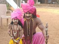 'दख्खनचा राजा ज्योतिबा'च्या सेटवर पोहोचला चिमुकला चाहता, ज्योतिबासारखीच वेशभुषा करत लावली सेटवर हजेरी|मराठी सिनेकट्टा,Marathi Cinema - Divya Marathi