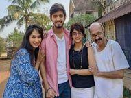 हे आहेत ऑलमोस्ट सुफळ संपूर्ण मधील 'ट्रबल-मेकर्स', अभिनेत्री गौरी कुलकर्णीने शेअर केला फोटो|मराठी सिनेकट्टा,Marathi Cinema - Divya Marathi