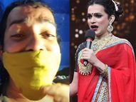 'कारभारी लयभारी' मालिकेतील अभिनेत्री गंगाला अज्ञातांकडून रस्त्यात मारहाण, व्हिडिओ शेअर करत सांगितली आपबिती|मराठी सिनेकट्टा,Marathi Cinema - Divya Marathi
