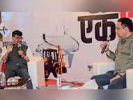 उद्धव ठाकरेंनी आता दिल्लीत जावे; पवारांसाेबत 'यूपीए'चे नेतृत्व करायला हवे, शिवसेना खासदार संजय राऊत यांचे मत|औरंगाबाद,Aurangabad - Divya Marathi