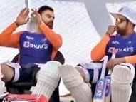चाैथ्या कसोटीसाठी टीम इंडियाचा कसून सराव, टेस्ट चॅम्पियनशिप फायनलवर नजर क्रिकेट,Cricket - Divya Marathi