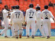 चौथ्या कसोटी सामन्यात इंग्लंडला एका डावाने आणि 25 धावांनी पराभूत केले, कसोटी मालिका 3-1 ने जिंकली क्रिकेट,Cricket - Divya Marathi