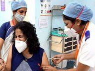 दिल्लीमध्ये सलग दुसऱ्या दिवशी 300 पेक्षा जास्त संक्रमित आढळले; 15 राज्यात बरे होणाऱ्यांपेक्षा जास्त रुग्ण येत आहेत समोर देश,National - Divya Marathi