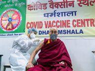 50 व्या दिवसाच्या आधी देशात लसीकरण दोन कोटींच्या पुढे, सर्वाधिक रुग्ण, मृत्यू महाराष्ट्रात; लसीकरणात राजस्थान पुढे देश,National - Divya Marathi