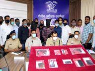 मोस्ट वाँटेड गुन्हेगार आप्पा मानेला पकडण्यात कोल्हापूर पोलिसांना यश, कुख्यात गुन्हेगारांवर 20 गंभीर गुन्हे कोल्हापूर,Kolhapur - Divya Marathi