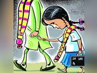 अल्पवयीन मुलीच्या तक्रारीवरून आईला केली अटक, शिकण्याची इच्छा असताना लग्न लावून देण्याचा प्रयत्न|अमरावती,Amravati - Divya Marathi