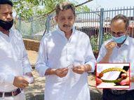 ऐतिहासिक ठेवा सापडला, रायगडावर उत्खननात सापडली सोन्याची बांगडी कोल्हापूर,Kolhapur - Divya Marathi