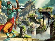 विदेशी ऑनलाइन गेम्सचे व्यसन सोडवण्यासाठी 'संस्कारी' खेळ, मुले रमतात 98% विदेशी गेम्समध्ये टेक,Tech - Divya Marathi