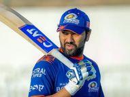 रोहित 200 सामन्यात 13 वेळेस शून्यावर बाद, 13 खेळाडू 10 किंवा त्यापेक्षा जास्त वेळेस शून्यावर बाद होऊन तंबूत परतले|IPL 2021,IPL 2021 - Divya Marathi