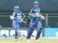 ऋषभच्या दिल्लीकडून धाेनीचे सुपरकिंग्ज पराभूत, पृथ्वी शाॅ-धवनची दिल्लीकडून 138 धावांच्या भागीदारीची सलामी|IPL 2021,IPL 2021 - Divya Marathi