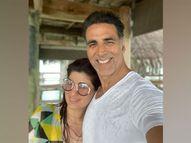 8 दिवसांनी रुग्णालयातून घरी परतला अक्षय कुमार, पत्नी ट्विंकलने सोशल मीडियावर व्यक्त केला आनंद बॉलिवूड,Bollywood - Divya Marathi