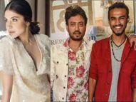 अनुष्का शर्माच्या चित्रपटातून डेब्यू करणार दिवंगत अभिनेता इरफान खानचा मुलगा बाबील, सेटवरुन समोर आला पहिला फोटो बॉलिवूड,Bollywood - Divya Marathi