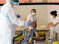 सलग दुसऱ्या दिवशी 1.60 लाखांपेक्षा जास्त रुग्ण आढळले; अॅक्टिव्ह रुग्ण 12.5 लाखांच्या पार, यामध्ये 12 दिवसांमध्येच 6.78 लाखांपेक्षा जास्त वाढ देश,National - Divya Marathi