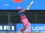 मॉरिस, मिलरच्या खेळीने राजस्थान विजयी; संजू सॅमसनच्या नेतृत्वात राजस्थान रॉयल्सचा पहिला विजय|IPL 2021,IPL 2021 - Divya Marathi
