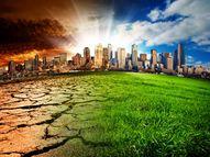 हवामान बदलाच्या सामाजिक-आर्थिक धोक्यांबाबत झारखंड सर्वात संवेदनशील, आयआयटी-आयआयएससीचा संशोधन अहवाल|देश,National - Divya Marathi