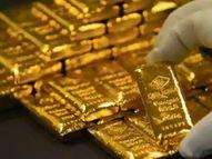 सोन्याची मागणी 37% वाढली, बिस्कीट-नाण्याने विक्रम मोडला|बिझनेस,Business - Divya Marathi