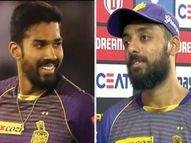 दोन खेळाडूंना कोरोना झाल्याने आजचा KKR विरुद्ध RCB चा सामना पुढे ढकलला; ट्रॅव्हेल पॉलिसी आणि हॉटेलमुळे झाला कोरोना|स्पोर्ट्स,Sports - Divya Marathi