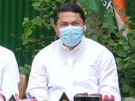 अदार पूनावा यांनी धमक्या देणाऱ्या नेत्यांची नावे जाहीर करावी, त्यांच्या सुरक्षेची संपूर्ण जबाबदारी आम्ही घेऊ; काँग्रेस प्रदेशाध्यक्षांचे आवाहन मुंबई,Mumbai - Divya Marathi