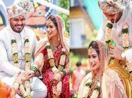 'लव्ह लग्न लोचा' फेम अभिनेत्री रुचिता जाधव अडकली लग्नाच्या बेडीत, जाणून घ्या कोण आहे तिचा जोडीदार मराठी सिनेकट्टा,Marathi Cinema - Divya Marathi