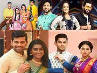 गोव्यात आता 10 मे पर्यंत शूटिंगला बंदी, 'सुख म्हणजे नक्की काय असतं', 'अग्गंबाई सूनबाई'सह या मराठी आणि हिंदी मालिकांच्या शूटिंगला पुन्हा लागणार ब्रेक मराठी सिनेकट्टा,Marathi Cinema - Divya Marathi