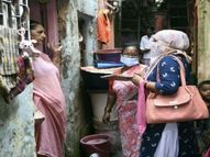 BMC ने रुग्णांच्या हॉस्पिटलमध्ये पोहोचण्याची प्रतीक्षा केली नाही, घरोघरी जाऊन संक्रमित शोधले आणि त्यांच्यांवर केले उपचार|मुंबई,Mumbai - Divya Marathi