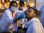 देशात गेल्या 24 तासांमध्ये 4.14 लाख नवीन रुग्ण आढळले, हा आतापर्यंतचा सर्वात मोठा आकडा; उपचार करत असलेल्या संक्रमितांची संख्या 36 लाखांच्या पार|देश,National - Divya Marathi