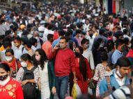 डॉ. गुलेरिया म्हणाले - पुढच्या 6 ते 8 आठवड्यांमध्ये येऊ शकते कोरोनाची तिसरी लाट देश,National - Divya Marathi